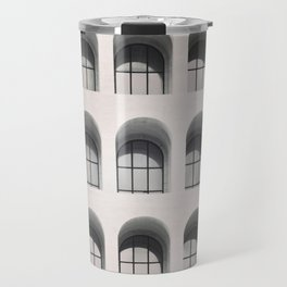 Rome Black and white photography Modern architecture Urban photo City architecture Italy travel Travel Mug