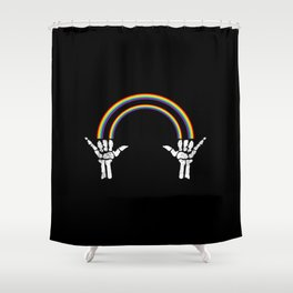 Hang Loose Shower Curtain