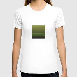 Horizon (olive green) T-shirt