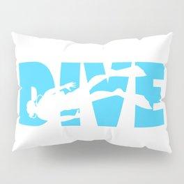 Scuba Diving Pillow Sham
