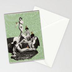 Of Fiddlebittery & Birds Stationery Cards