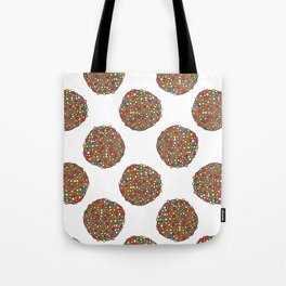 FRECKLES - WHITE Tote Bag