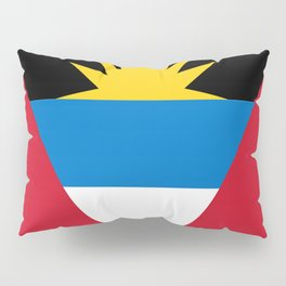 Flag Of Antigua and Barbuda Pillow Sham