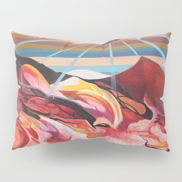 Party on Mars Pillow Sham
