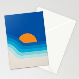 Ocean Dipper Stationery Cards