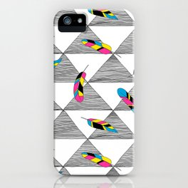 Feathernity iPhone Case