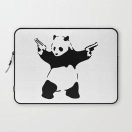 Panda, Banksy, Graffitti Laptop Sleeve