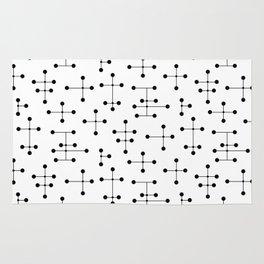 Atomic Era Dots 99 Rug