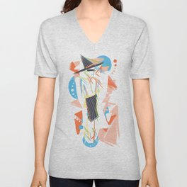 Business Witch Unisex V-Neck
