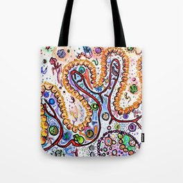 love your guts! Tote Bag