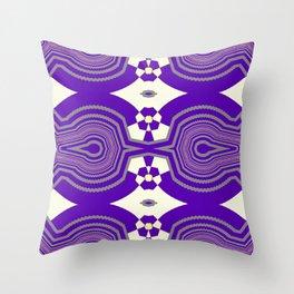 Pattern / GFTPattern1114 Throw Pillow