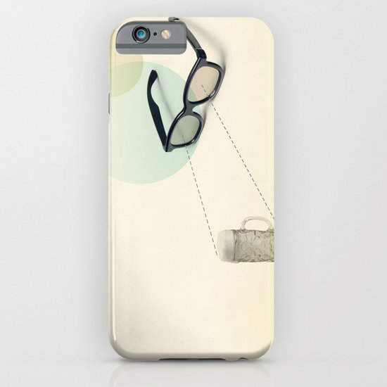 beer goggles iPhone & iPod Case