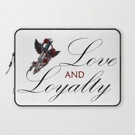 Love & Loyalty Laptop Sleeve