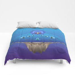 Blue Family from Gameboy Comforters