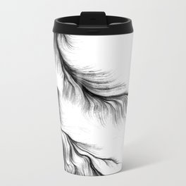 Tear Metal Travel Mug