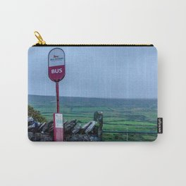 Irish Bus Stop - Ireland Carry-All Pouch