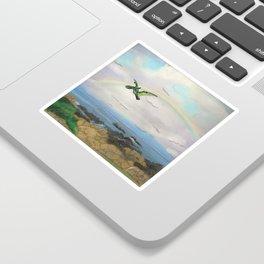 Flight of Fancy Sticker