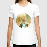 aurora T-shirts featuring Aurora by Diogo Verissimo