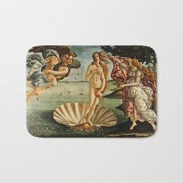 Botticelli  -  The Birth Of Venus Bath Mat