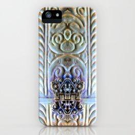 Sorcha iPhone Case
