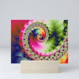 Vibrancy Mini Art Print