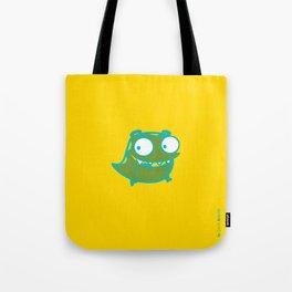 cutie monster_01 Tote Bag