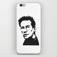 calvin iPhone & iPod Skins featuring Calvin Klein by Joannes