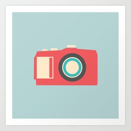 Camara Art Print