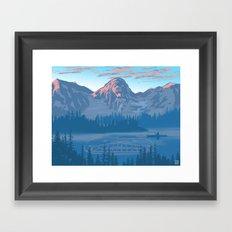 Bear Country Framed Art Print