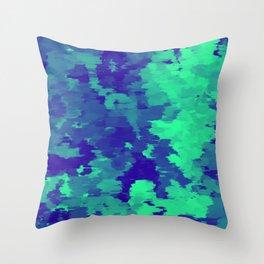 Abstract Art 003 Throw Pillow