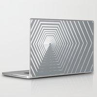 vertigo Laptop & iPad Skins featuring Vertigo by K&C Design