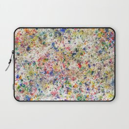 Abstract Artwork Colourful #7 Laptop Sleeve