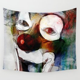 Circus Clown Wall Tapestry