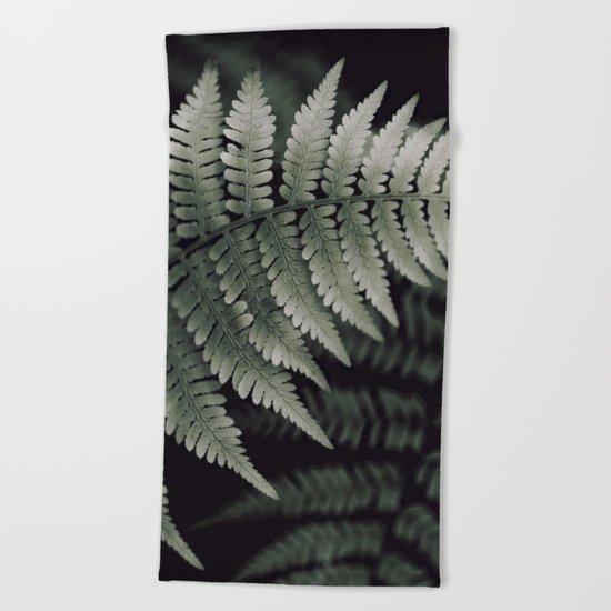 FERN Beach Towel