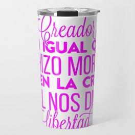 Creador sin igual Travel Mug