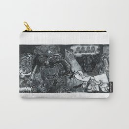 HOTH BATTLE / GUERNICA TRIBUTE  Carry-All Pouch