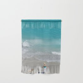 Morning on Clifton Beach Wall Hanging