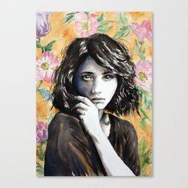 Septiembre Canvas Print
