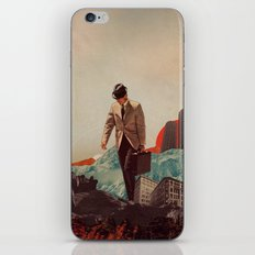 Leaving Their Cities Behind iPhone & iPod Skin