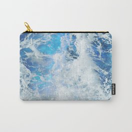 Perfect Sea Waves II Carry-All Pouch
