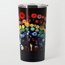 rainbow of hope Travel Mug