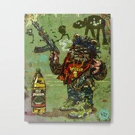 Gwok Metal Print