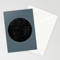 Black Hole Stationery Cards