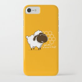 Catan You Give Me Wood? iPhone Case