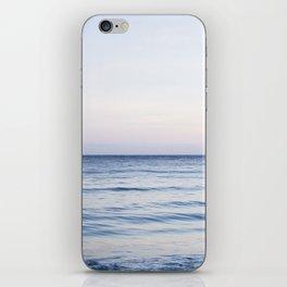 Calm beach iPhone Skin