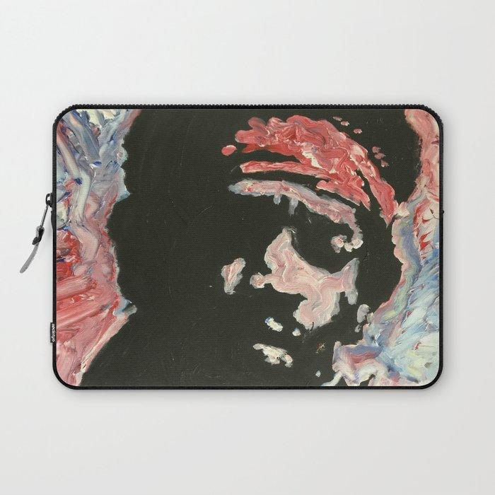 b93eb608b1 Star Spangled Banner Laptop Sleeve by mattpecson