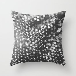 Smoke & Mirrors (Glitters #16) Throw Pillow