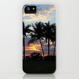 The Last Hurrah iPhone Case