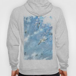 The Chasers - Seagulls In Flight Hoody