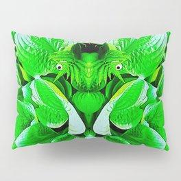 Grumpy Fauna Pillow Sham